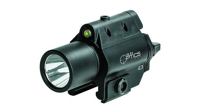 sun optics USA AR lights