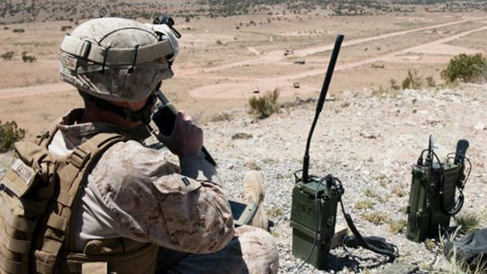 marines to use new smartphone system