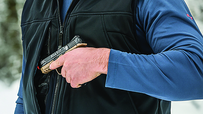 SCOTTeVEST guns weapons law enforcement