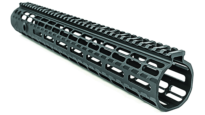 ar rifle rails by aero precision