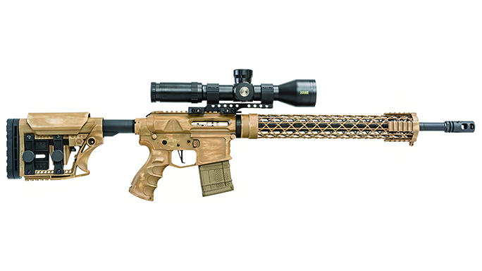 brigand arms ar rifle