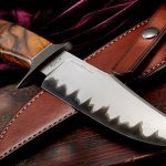 combat classic fighting knife