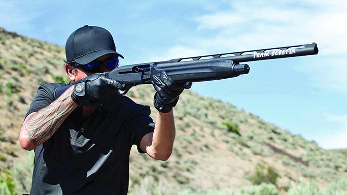 12-gauge shotguns