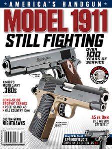 America's Handgun Model 1911 2017 No. 2 Cover