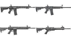ruger ar rifles
