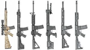 dpms panther arms AR rifles