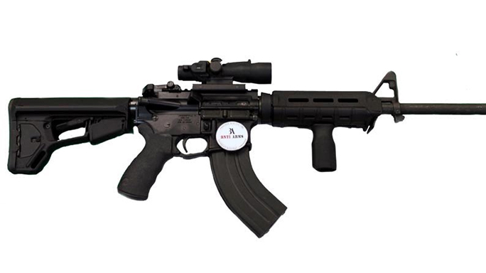 bnti arms warrior series ar/ak