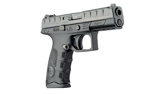 Beretta APX Pistol close up