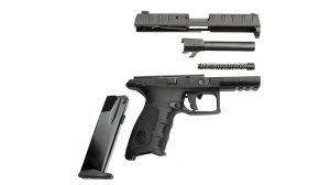 Beretta APX Pistol apart