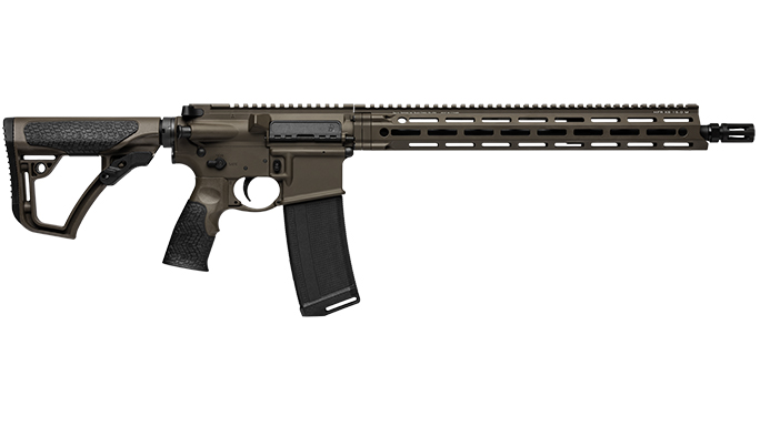 Daniel Defense DDM4V7 rifle