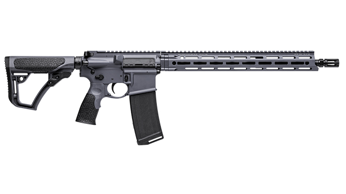 Daniel Defense DDM4V7 tornado rifle