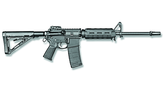 DPMS Panther Arms MOE Warrior