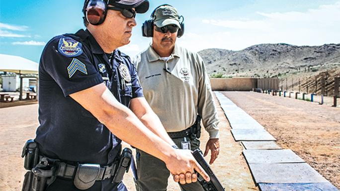 law enforcement hearing loss