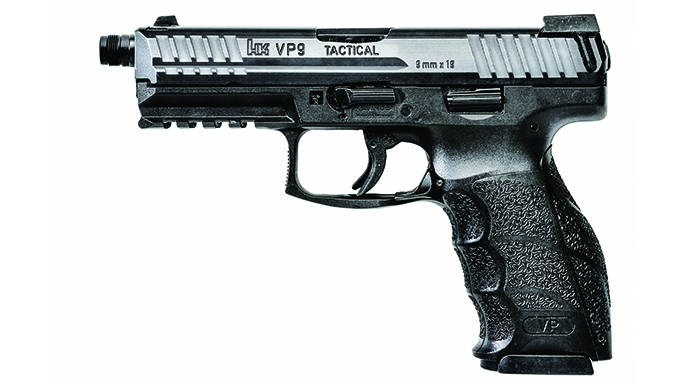 hk vp9 tactical handgun