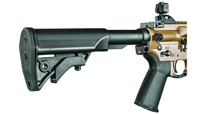 IC-A5 SBR gun stock
