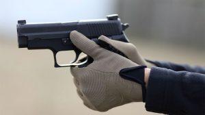 PIG FDT echo women's shooting glove