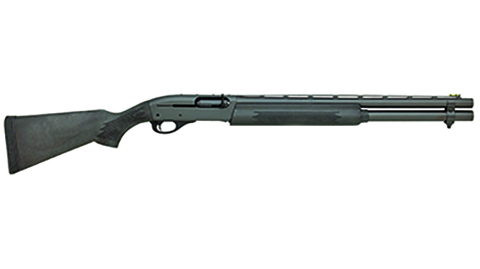 Remington Model 1100 TAC 4 shotguns