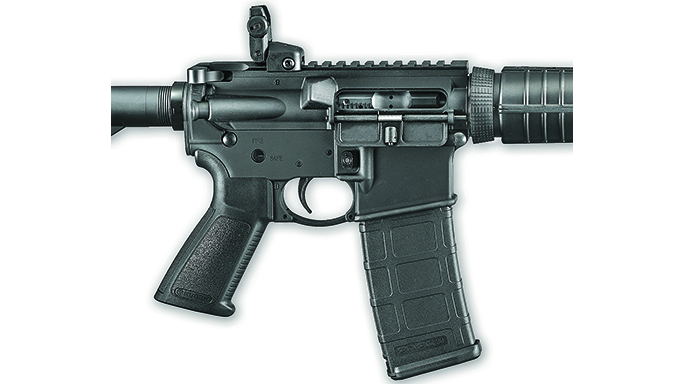 new ruger ar AR-556