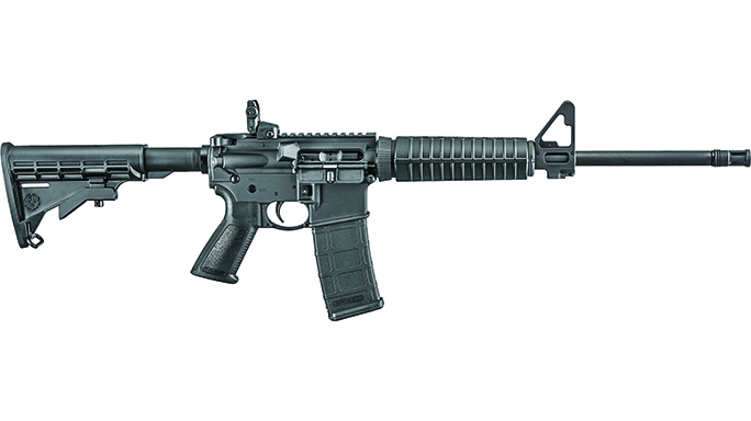 the AR-556 Ruger ar