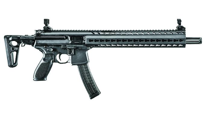 MPX carbine sig sauer rifles