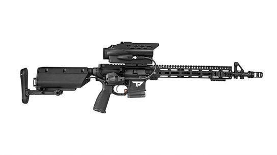 TrackingPoint M400XHDR rifle