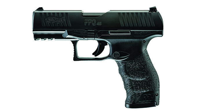 walther 45 acp pistols