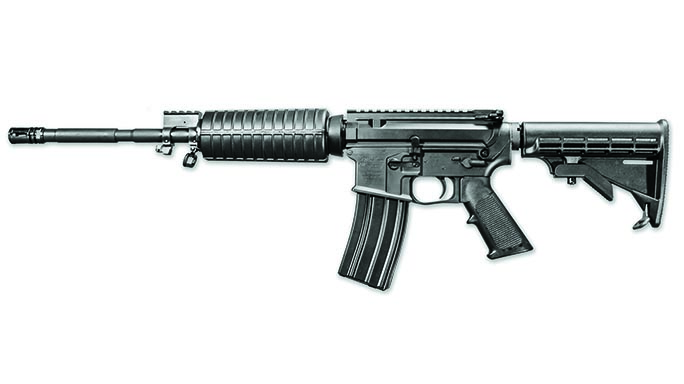 Windham Weaponry Carbon-Fiber SRC AR