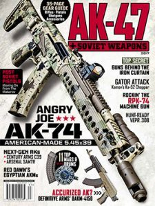 AK-47 & Soviet Weapons 2017 cover