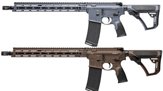 Daniel Defense DDM4V7 finishes