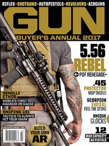 Gun Buyer's Annual 2017 cover
