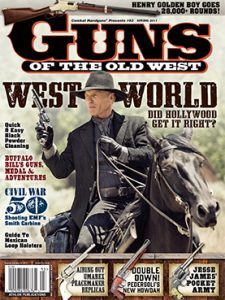 Guns of the Old West 93 cover