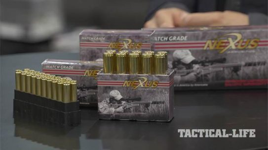 nexus match grade ammo