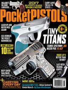 Pocket Pistols 2017 No. 2 cover