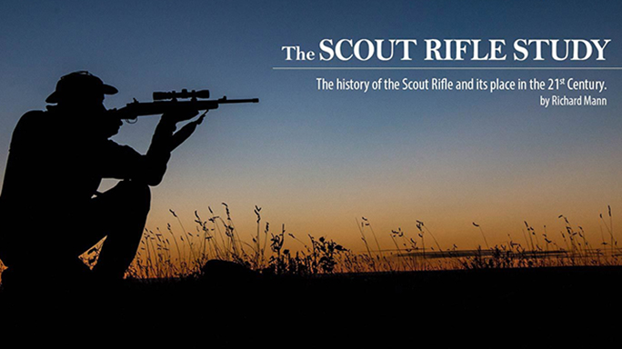 richard mann scout rifle study