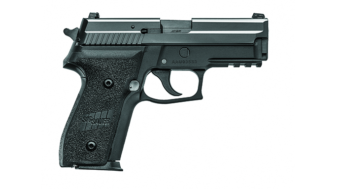 sig sauer p229 department of homeland security