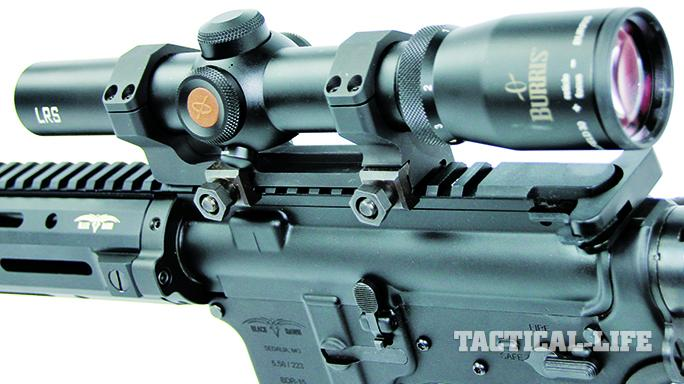 Black Dawn BDR-556-3GLW rail