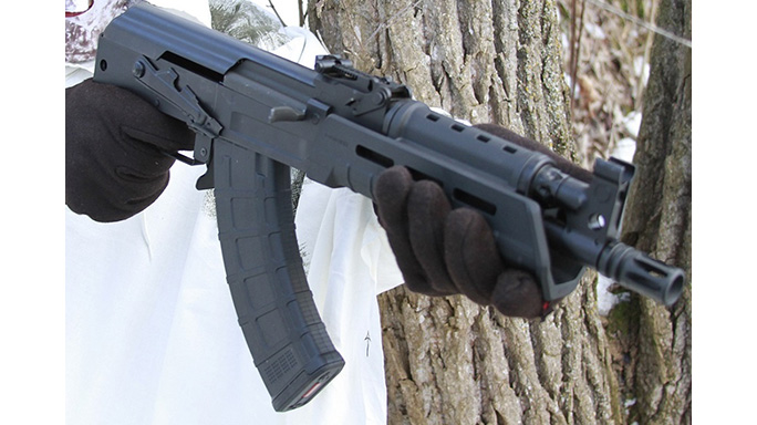 century arms C39v2 ak pistol