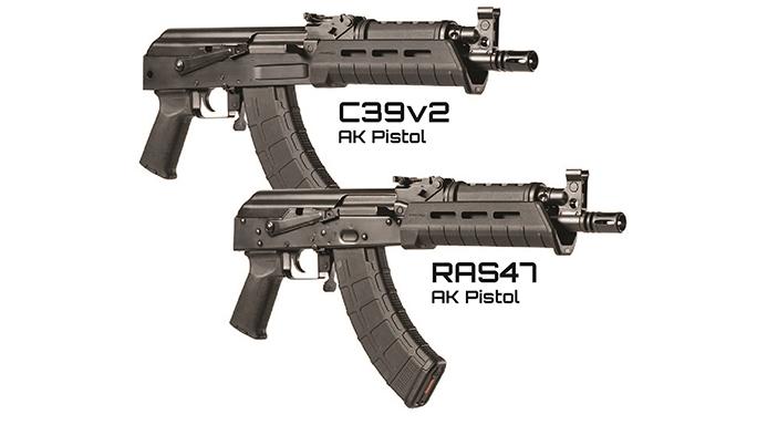 C39v2 ak pistol