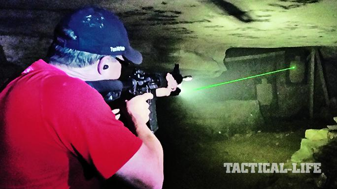 Crimson Trace LiNQ light laser