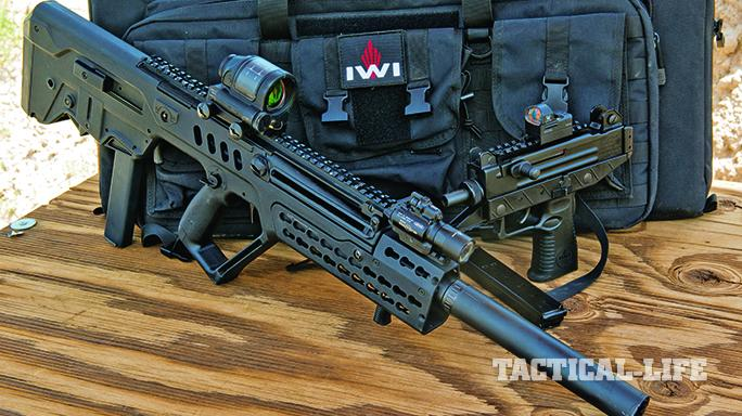 Dynamic 9mm Duo Iwi S Tavor Sar And Uzi Pro Pistol