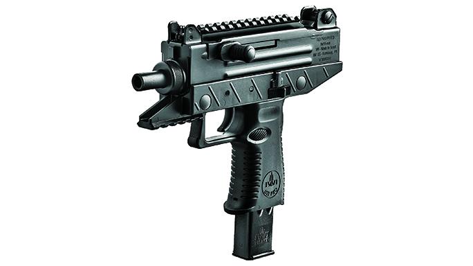 iwi uzi pro pistol gun test