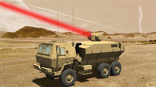lockheed 60 kw laser