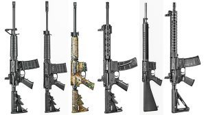 smith & wesson m&p ar rifles