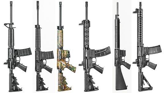 smith & wesson m&p ar rifles