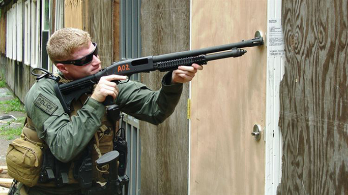 Marines Upgrade Mossberg 500a2 Shotguns With Military