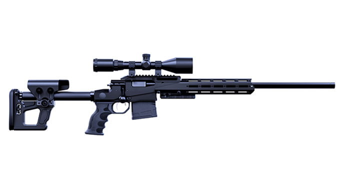 Ritter & Stark SLX-308 rifle