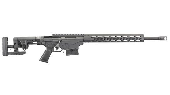 ruger precision rifle 5.56 NATO