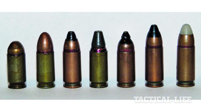 Post-Soviet Pistols ammo