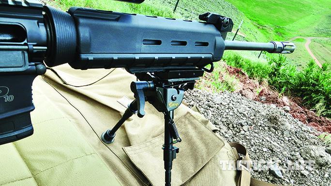 M&P10 LE gun