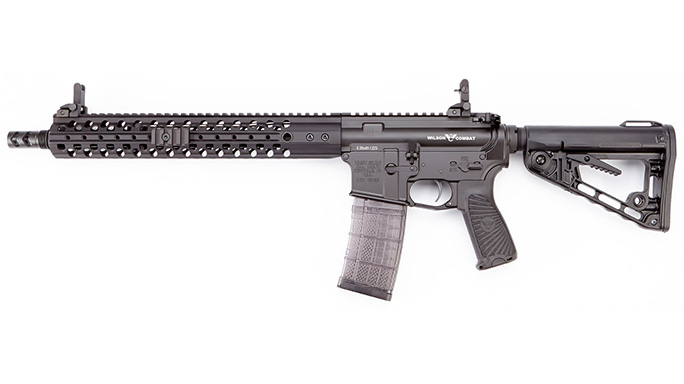 wilson combat AR Recon SR Tactical